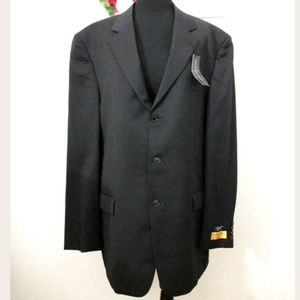 NWT ANDREW FEZZA Fusion Suit Jacket Mens 44LG